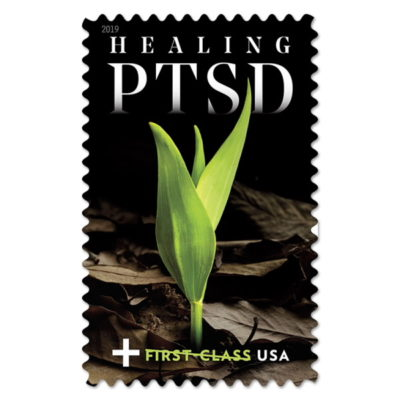 PTSD Stamp for Weekly Outtakes