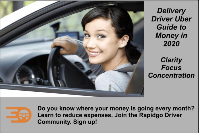 Rapidgo Driver - Clarity Focus & Concentration