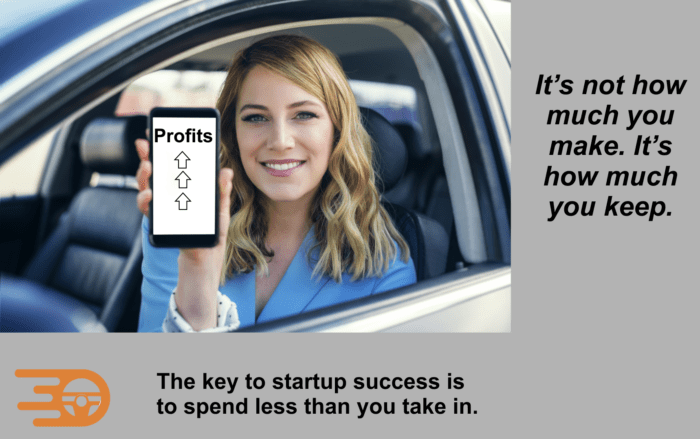 Delivery Driver Uber Guide to Profits