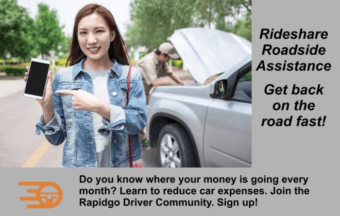 Delivery Driver Roadside Assistance