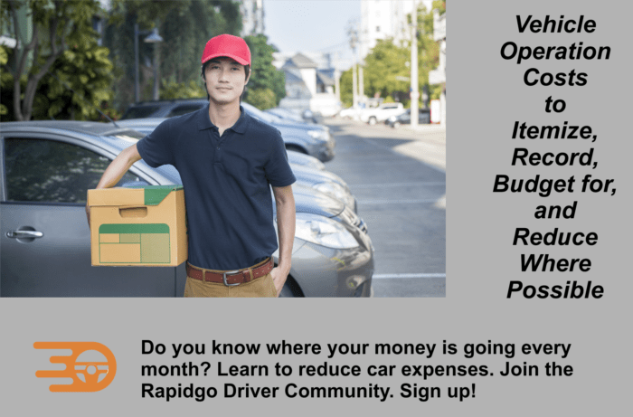 Rapidgo Driver Uber Guide to Money in 2020